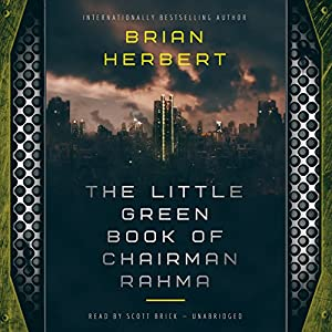 The Little Green Book of Chairman Rahma Audiobook