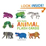 Eric Carle Animal Flash Cards by Eric Carle