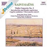 Saint-Saens: Violin Concerto No. 3 / Caprice Andalous