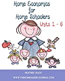 img - for Home Economics for Homeschoolers Units 1-6 book / textbook / text book
