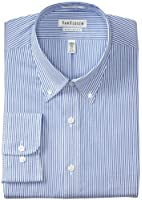Van Heusen Men's Pinpoint-Stripe Shirt