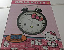 Hello Kitty Jumbo Clock