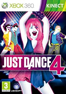 Just Dance 4 - Kinect Required (Xbox 360)