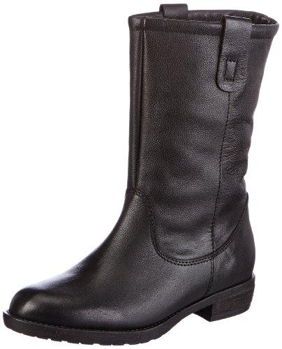 Tamaris TAMARIS Desert Boots Womens Black Schwarz (BLACK 001) Size: 4 (37 EU)