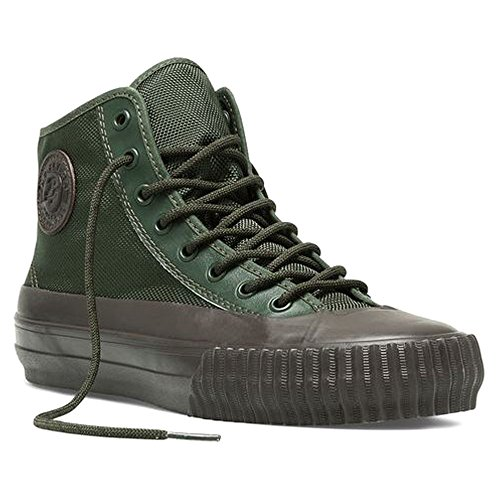 Pf Flyers Men'S Center Hi Galosh Forest Green 11.5 M Us