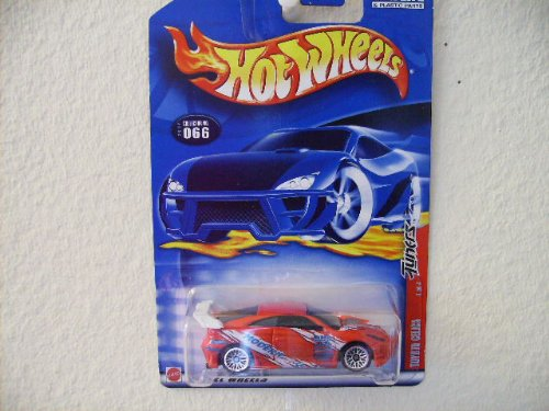 Hot Wheels Toyota Celica 2002 Tuners Series #066 [Toy]