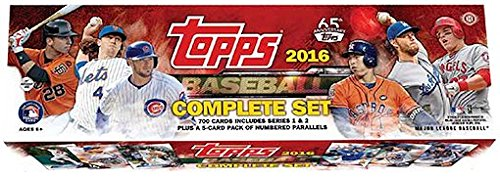2016-Topps-Baseball-Complete-Factory-Set-700-Cards-from-Series-1-2-plus-5-bonus-cards-per-set