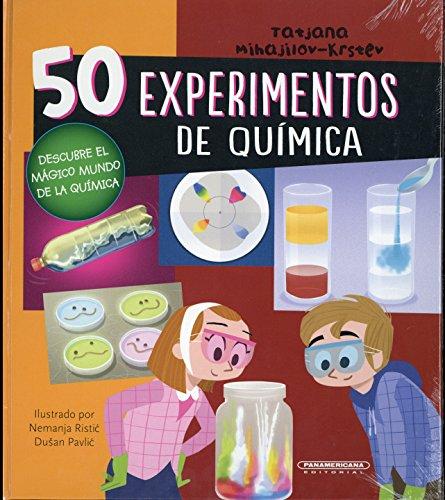 50 experimentos de química  [Mihajilov;Tatiana] (Tapa Dura)