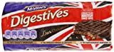 McVities Digestives Dark Chocolate 300 g (Pack of 5)