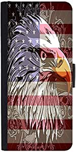 Snoogg 4Th Of July Vector Illustrationdesigner Protective Flip Case Cover For...