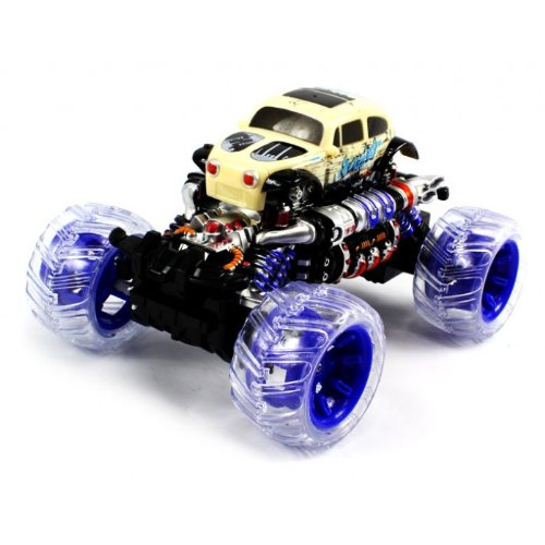Electric Full Function 1:20 4WD Volkswagen Beetle Monster RTR RC Truck (Colors May Vary)