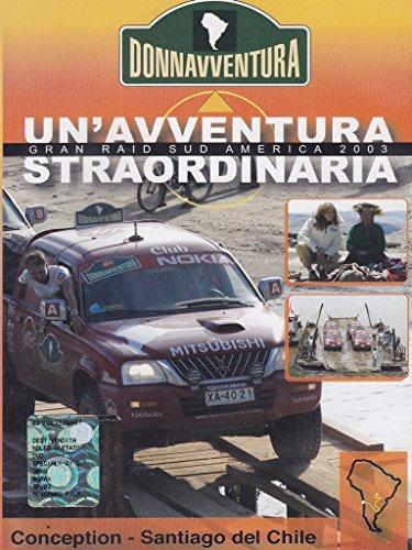 Donnavventura - Gran Raid Sud America 2003 - Conception / Santiago del Chile