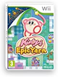 Kirby's Epic Yarn - Wii Standard Edition