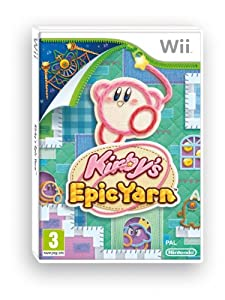 Kirby's Epic Yarn - Wii Standard Edition
