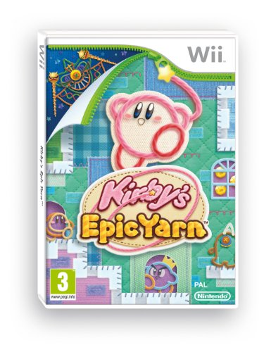 Kirby&#8217;s Epic Yarn