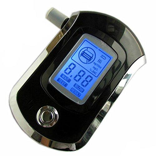 AT6000 Ethylotest numérique écran LCD alcootest Tester de l'Alcool Mesure Analyseur