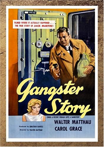 Cover art for  Gangster Story