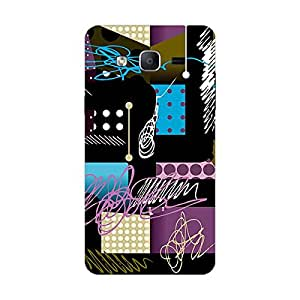 Garmor Designer Silicon Back Cover For Samsung Galaxy J2 (2016)