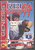 RBI Baseball 94 - Megadrive - US