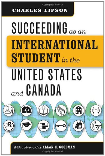 Succeeding as an International Student in the