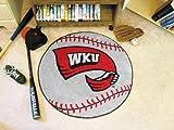 Fanmats 01325 Western Kentucky University Baseball Rug