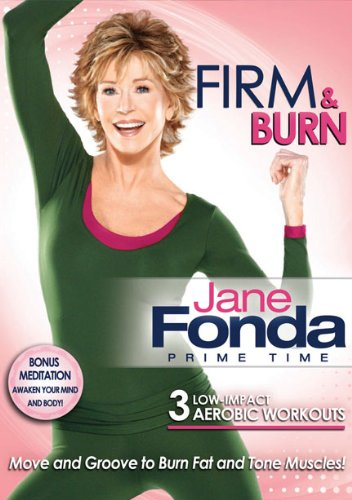 Jane Fonda Prime Time: Firm & Burn Low Impact Cardio