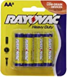 Rayovac Rayovac Heavy Duty Batteries, AA Size,8 Pack