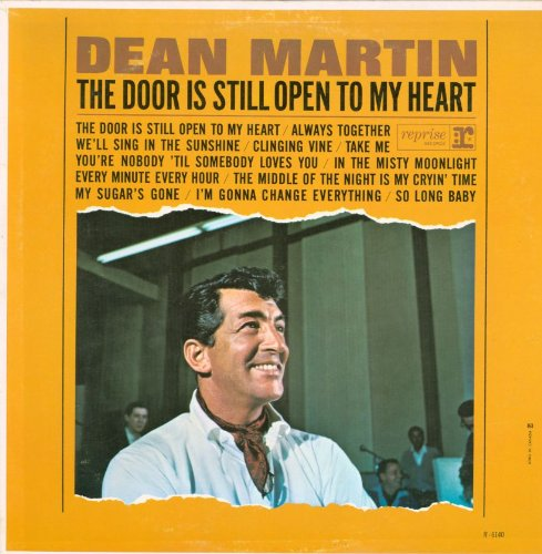DEAN MARTIN - The Door Is Still Open To My Heart + (Remember Me) I