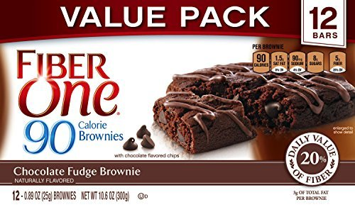 fiber-one-90-calorie-soft-baked-bars-chocolate-fudge-brownie-12-count-106-oz-by-fiber-one-snacks