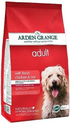 Arden Grange Adult Chicken Dog Food 6 Kg