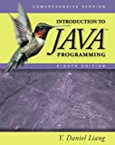 img - for Introduction to Java Programming, Comprehensive (8th Edition) book / textbook / text book