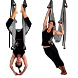 Inversion Sling - Yoga Swing (Silver)