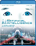 A.I. Artificial Intelligence / A.I. Intelligence artificielle (Bilingual) [Blu-ray]