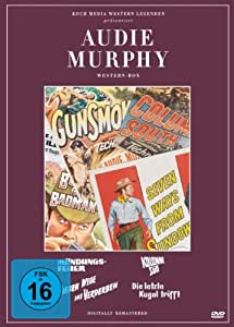 Amazon Com Audie Murphy Collection Edition Western
