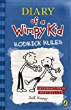 Jeff Kinney Diary of a Wimpy Kid: Rodrick Rules (Book 2)