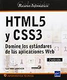 HTML5 Y CSS3. Domine Los Estándares De Las Aplicaciones Web - 2ª Edición
