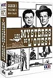 Les mystères de l'Ouest : Saison 1, Vol.1 - Coffret 4 DVD (dvd)