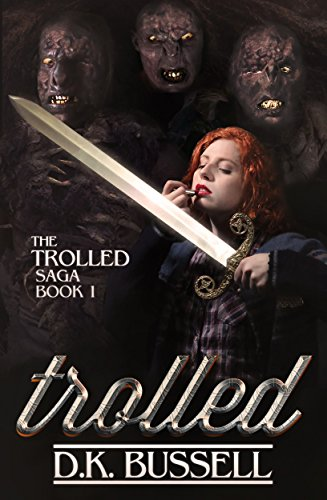 Trolled by  D.K. Bussell ebook deal