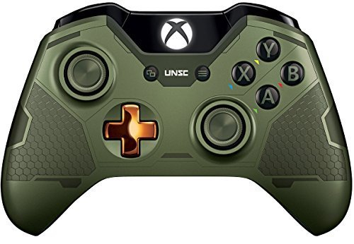 Halo-5-Guardians-Master-Chief-Xbox-One-Rapid-Fire-Modded-Controller-40-Mods-for-COD-BO3-Advanced-Warfare-Ghosts-Quickscope-Jitter-MORE