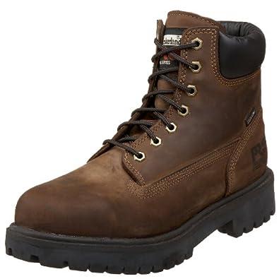 亚马逊美国_Timberland PRO 天木兰Direct Attach 6寸钢头冬天靴