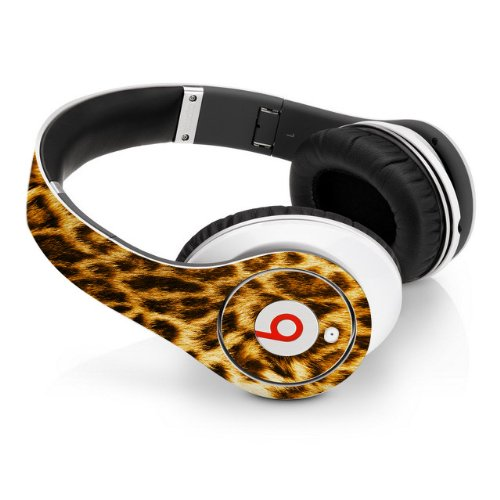 Beats Studio Full Headphone Wrap In Leopard Print (Headphones Not Included)
