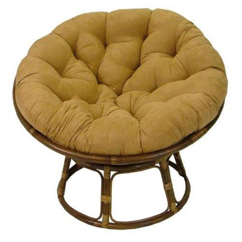 Rattan Papasan Chair With Cushion Papasan Chair Ikea