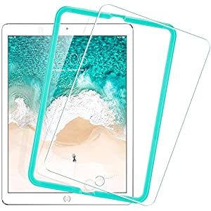 2018 / 2017 新型 ESR iPad Pro 9.7 / Air2 / Air / The New iPad 9.7インチ用 フィルム 日本製素材旭硝子製