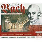 "Edition Carl Philipp Emanuel Bachvon ""Various"""