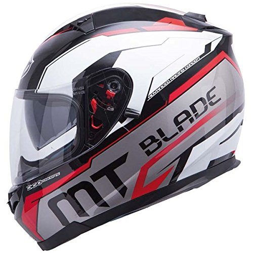 motorcycle-helmets-integral-mt-blade-sv-super-r-dual-black-white-red-noir-blanc-rouge-sizem