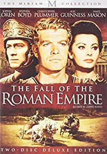 The Fall of the Roman Empire (Widescreen 2 Disc Deluxe Edition) [Import]