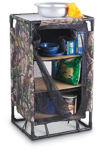 Stansport™ Aluminum Hunter's Pantry Realtree® Hardwoods™