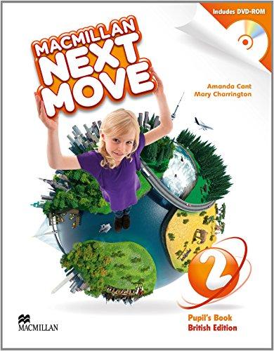 NEXT MOVE 2 Pb Pack (Next Move British English)