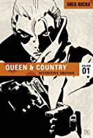 Queen & Country The Definitive Edition Volume 1 (Queen and Country (Graphic Novels))
