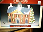 lemax dickensvale porc. lighted house stratford school